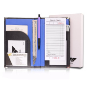 Server Book & Waiter Book Organiser | Guest Cheques & Server Pads for Waiters with Gift Box