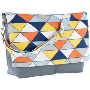 """Yarn Pop Knitting Bag 38cm x 23cm X4""""-Clutchable"""