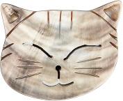 Paradise Cat Head Needle Keeper