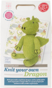 The Crafty Kit Co. Knitting Kit