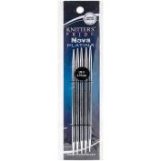 Knitter's Pride-Nova Platina Double Pointed Needles 13cm
