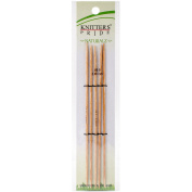 Knitter's Pride-Naturalz Double Pointed Needles 15cm