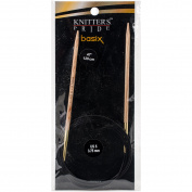 Knitter's Pride-Basix Fixed Circular Needles 120cm