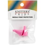 Knitter's Pride Point Protectors For Knitting Needles 2/Pkg