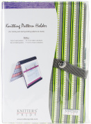 Knitter's Pride-Fold-Up Knitting Pattern Holder 18cm x 27cm