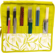 Knitter's Pride Greenery Double Pointed Needle Case 15cm - 20cm