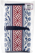 Knitter's Pride Navy Fixed Circular Needle Case