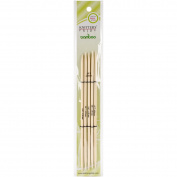 Knitter's Pride-Bamboo Double Pointed Needles 20cm