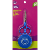Dritz Sewing 101 Scissor & Tape Measure Set