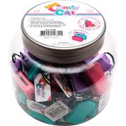 Tacony Candy Cut Pocket Scissors 36pc Display