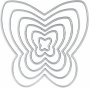 Gemini Threaders Metal Fabric Nesting Dies 6/Pkg