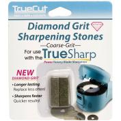 TrueSharp Sharpener Coarse Diamond Grit Replacement Stones