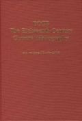 ECCB: The Eighteenth-Century Current Bibliography