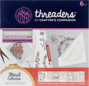 Crafter's Companion Threaders Embroidery Transfer Sheets