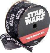 Offray Star Wars Ribbon 2.5cm - 1.3cm X2.7m