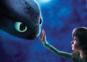 A4 'HOW TO TRAIN YOUR DRAGON' POSTER PRINT, DISPATCHED WITHIN 24 HOURS 1ST CLASS