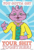 Bojack Horseman Princess Carolyn TV Show Poster 24x36