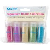 Allton Signature Glass Beans Collection 5/Pkg
