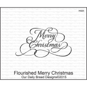 Our Daily Bread Cling Stamps 13cm x 17cm
