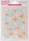 Freckled Fawn Puffy Stickers