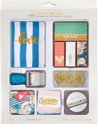 Colour Crush Planner & Stationery Accents Kit