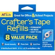 Crafter's Tape Refills 8/Pkg