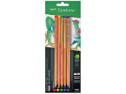 Tombow Recycled Coloured Pencils 5/Pkg
