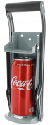 Vanitek 470ml Aluminium Can Crusher & Bottle Opener | Heavy Duty Large Metal Wall Mounted Soda Beer Smasher – Eco-Friendly Recycling Tool