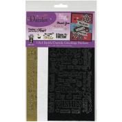 Dazzles Stickers 3/Pkg