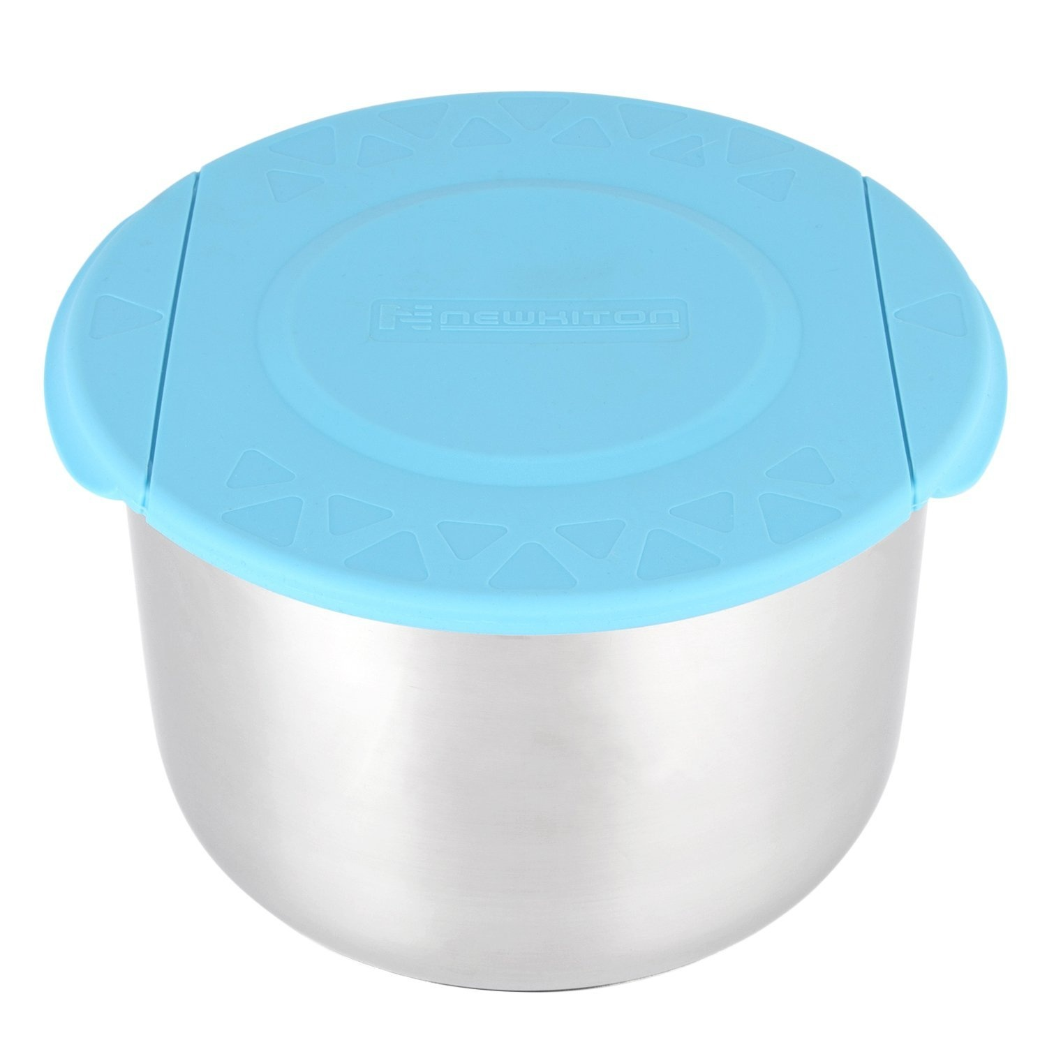 Silicone Lid Cover for Insta Pot Inner Pots (BPA-Free) - Fits IP ...