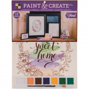 Paint & Create Watercolour Kit 29cm x 38cm