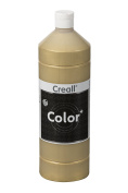 "Creall Havo01039 500 ml ""19 Gold Havo Colour"" Poster Paint Bottle"
