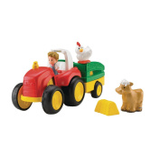 Fisher Price Little People Push and drive Tractor