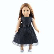 huichang Beautiful Lace skirt For 46cm Our Generation American Girl Doll