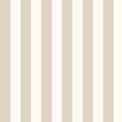 MyTinyWorld Dolls House Miniature Thick Light Brown Striped Wallpaper