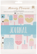 American Crafts Memory Planner Inserts