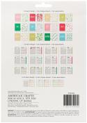 American Crafts Memory Planner Starter Kit