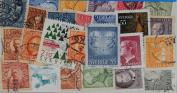 50 Sweden (L357) Stamps