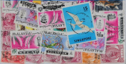 50 Malaysia (L218) Stamps