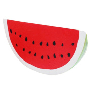 Squishy Watermelon Soft toy ,Mumustar Jumbo Fruit Squeeze Slow Rising Stress Relief Scented Decompression Toys