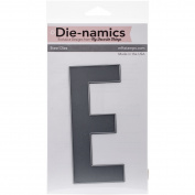 Die-Namics 13cm Alphabet Die