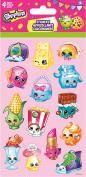 Shopkins Standard Stickers 4 Sheets