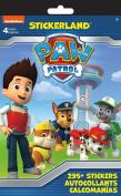 Paw Patrol Stickerland Pad 4/Pages