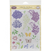 JustRite Papercraft Clear Stamps 15cm x 20cm