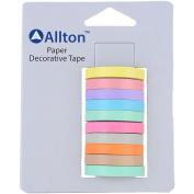 Decorative Paper Tape 6mmX3m 10/Pkg