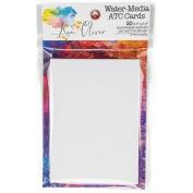 Ken Oliver Water-Media ATC Cards 20/Pkg