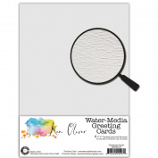 Ken Oliver Water-Media Cards W/Envelopes 6/Pkg