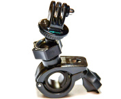 PROtastic Ball Head Tube Mount for Action Cameras and Compact Cameras