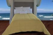 Natural Comfort New In Colour Down Alternative Comforter, Twin, Beach Grass