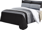 Printed Duvet-Cover-Set - Brushed Velvety Microfiber - Luxurious, Comfortable, Breathable, Soft & Extremely Durable - Wrinkle, Fade & Stain Resistant - Hotel Quality By Utopia Bedding
